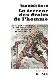 """Couverture du livre """"La terreur des droits de l'homme"""""""