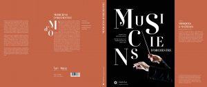 """Couverture et 4e de page du livre """"Musiciens d'orchestre"""""""